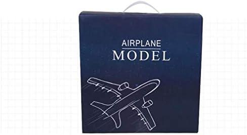 Gegoten Metalen Vliegtuig, Schaal 1: 200 Boeing B787 Civiel Vliegtuiglegering Model, Kinderspeelgoed Kantoorhuisdecoratie, 6,3