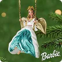 Barbie Angel Of Joy Christmas Ornament