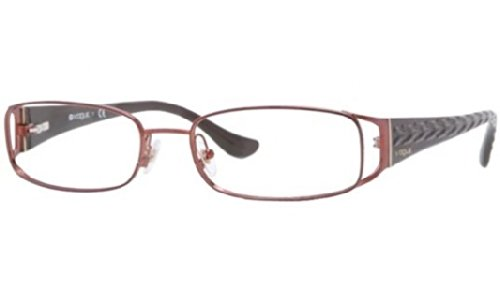 Vogue VO3910 Eyeglass Frames 811-53 - Brown - Vogue Eyewear Eyeglasses