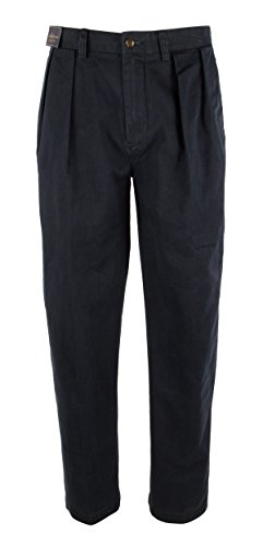 Polo Ralph Lauren Men's Classic-Fit Pleated Chino - Co And Double Rl
