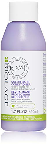 (BIOLAGE R.A.W. Color Care Conditioner for Color Treated Hair with Coconut Milk and Meadowfoam)