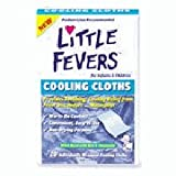 Little Fevers Cooling Cloths For Infants & Children - 20 ea