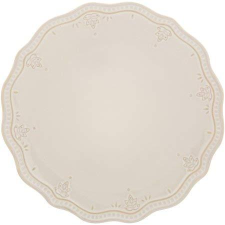 - The Pioneer Woman Farmhouse Lace Dinnerware Set, 12-Piece (1, Linen)