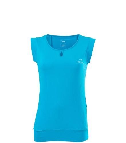 EIDER Ärmelloses T-Shirt Tao Tank W - Camiseta azul