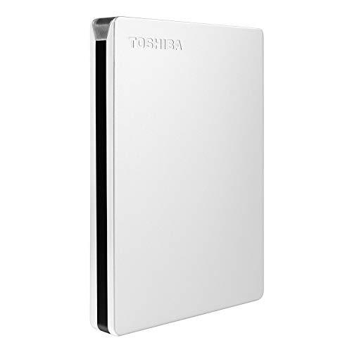 HD 2TB Canvio Slim III Silver - HDTD320XS3EA
