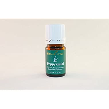 Young Living Peppermint Essential Oil 5 ml