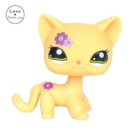 Amazon.com: YOYOTOY Real Pet Shop Lps Juguetes para niños ...