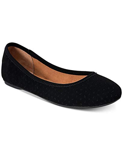American Rag Womens A-Connie Closed Toe Ballet Flats, Black, Size 9.5 from American Rag