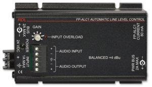 RDL FP-ALC1 Automatic Level Control - Mono - Terminal block