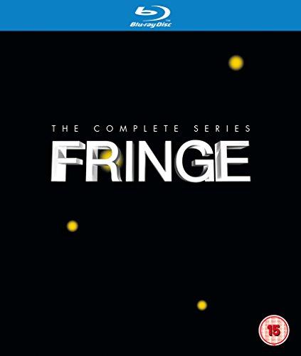 Fringe: Complete Series 1-5 [Blu-ray]