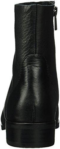 Leggera Cow con Bassi Leather 416 Nero 01 Donna Imbottitura 1260 Stivali Buffalo Black pq8Eg