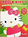Hello Kitty Jumbo Coloring & Activity Book
