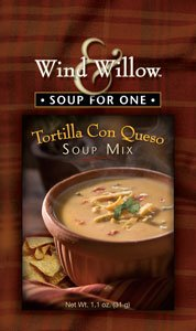 Wind & Willow Tortilla Con Queso Soup, 1.1-Ounce Pouches (Pack of (Con Queso Soup Recipe)
