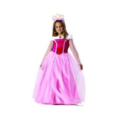 Sleeping Beauty Costume: Girl's Size 6-8