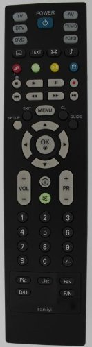 Price comparison product image Replacement Remote Control for panasonic TX-50EX700B TX-50EX750B