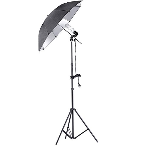 Neewer Continuous Lighting Umbrella Shooting