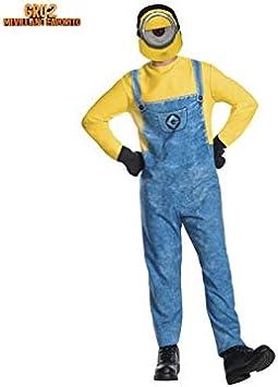 DISBACANAL Disfraz Minion Mel Adulto - -, M: Amazon.es: Juguetes y ...