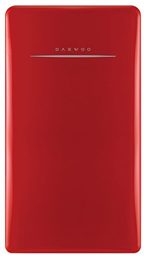 Daewoo FR-044RCNR Retro Compact Refrigerator 4.4 Cu., used for sale  Delivered anywhere in USA
