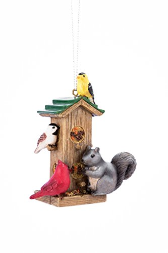Christmas Tree Bird Feeder - 7