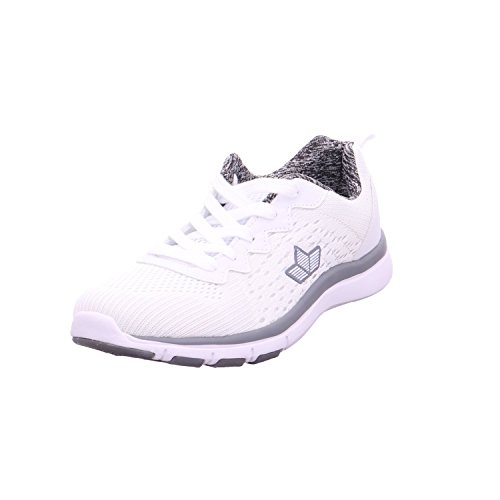 Grau Weiss Grau Adulte Blanc Mixte Lico Basses Sneakers Eclipse Weiss w7xzASaZq