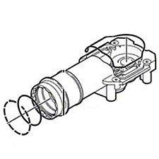 Bosch Parts 1617000846 Housing Gear Assembly