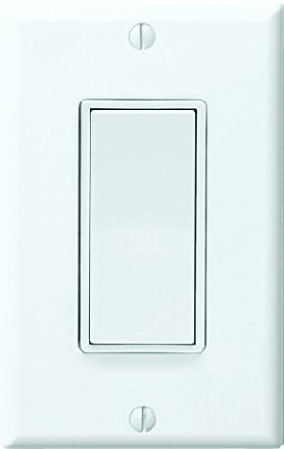 - Panasonic FV-WCSW11-W WhisperControl Single Function On/Off Switch, White