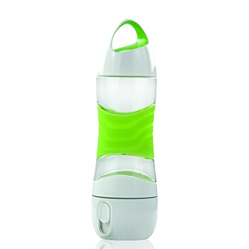 Travel Humidifier Water Bottle, HALOViE Smart Sports Water B