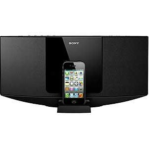 Sony CMTV10IPN Micro Music System for iPhone and iPod Devices (Discontinued by Manufacturer) ()