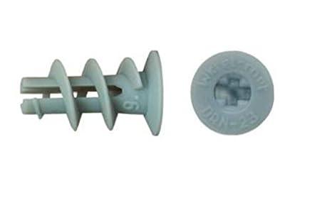 1 Setzwerkzeug Einbringhilfe 10 Gipskartondübel Rigips Dübel Hohlraumdübel