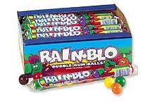 (Rain-Blo Bubble Gum Balls - 24 / Box)