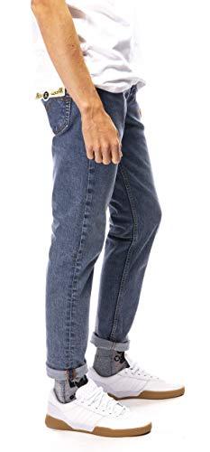 Hack Se – Talla Pantalones Slim Skate 5 32L 512 Levis 31W Azul Pocket 85v54qBZ