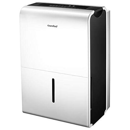 chollos oferta descuentos barato Comfee MDDP 50DEN7 Deshumidificador 775 W 230 V Color blanco 50L 100m DEN7