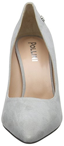 Femme shoe W 019 pietra Escarpins Pollini Gris gTqxwSAAna
