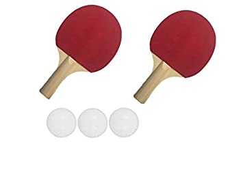 table tennis bats. 2 table tennis bats set with balls for kids