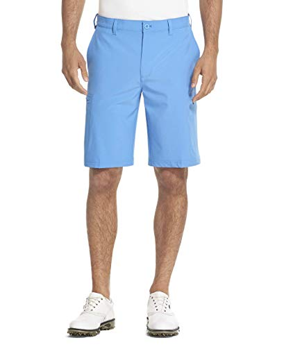 IZOD Men's Golf Swingflex Cargo Short, Caneel Bay, 33 ()