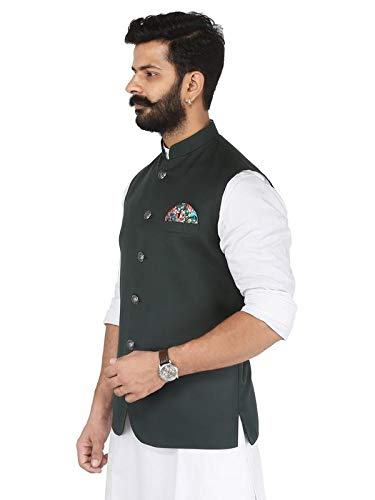 Amogue Mens Nehru jacket