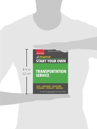 Start Your Own Transportation Service (StartUp Series): The Staff ...
