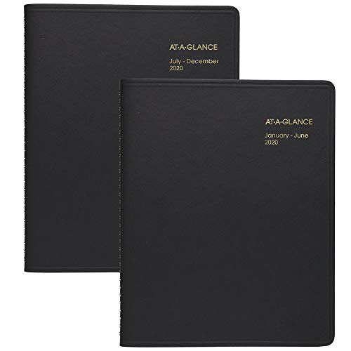 (AT-A-GLANCE 2020 Daily Appointment Book, 8-1/2