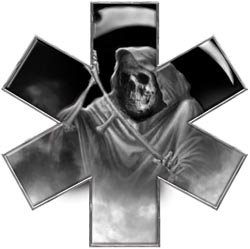Racing the Reaper Star of Life in Gray Fire - 4