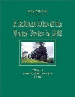 Buy railroad atlas 1946