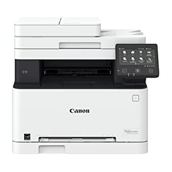 Color imageCLASS MF634Cdw - All-in-One, Wireless, Duplex Laser Printer (Comes with 3 Year Limited Warranty)