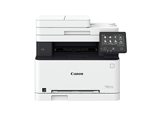 Canon Color imageCLASS MF634Cdw (1475C005) All-in-One, Wireless, Duplex Laser Printer, 19 Pages Per Minute (Comes with 3 Year Limited Warranty)