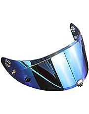 Lente De Capacete De Motocicleta Viseira De Capacete De Motocicleta Lente Viseira Para Capacete De Motocicleta Viseira Solar Facial A Lente De Visão Noturna Segura Para HJC RPHA11RPHA70