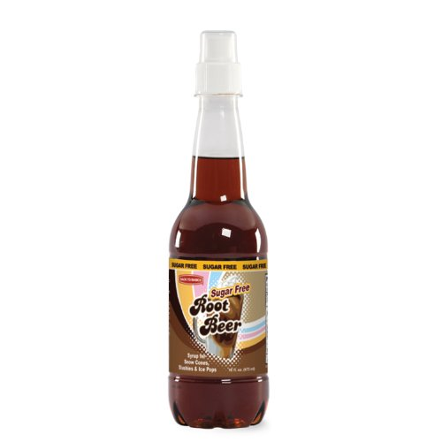 UPC 018579108874, Back To Basics Root Beer Sf Syrup, 16-Ounce, Pack of 6