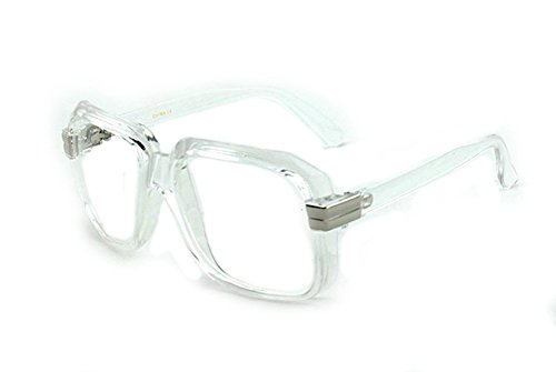 Newbee Fashion - IG 80's Old School Rapper Hip Hop DJ Short Trim - Glasses Hop Old Hip School