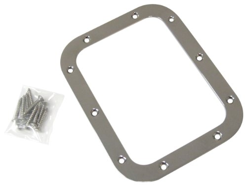 lokar-70-sfr-rectangular-shifter-boot-ring-with-screws-stainless