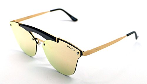 Calidad Mujer 400 UV Alta Hombre Sunglasses Sol Rosa Pkada Gafas de PK3056 RqFUXX