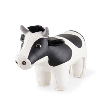 Classic Holstein Kuh Buchstütze