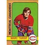 1972 O-Pee-Chee Regular (Hockey) card 11 Marc Tardif of the Montreal  Canadians. 9de9bdbfa