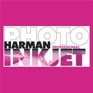 Harman Inkjet - Inkjet Baryta Gloss FB Al NP Paper, 8.5 x 11, 15 Sheets